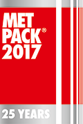 2020年德国埃森金属包装展Metpack