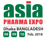 2019第10届孟加拉国际制药机械,包装材料及实验室仪器展览会展 Asia Pharma Expo